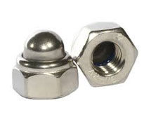 ASTM A193 Stainless Steel Dome Nuts