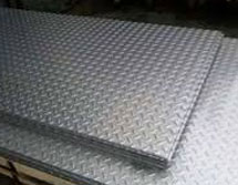 ASTM B162 Nickel Chequered Plate