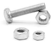 ASTM F467 Monel 400 Bolts and Nuts