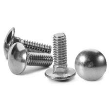 Inconel Carriage Bolts