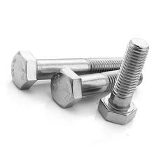 Inconel Hex Bolts