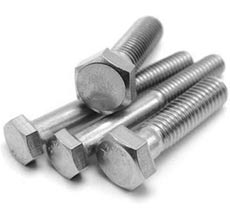 Inconel Hex Head Bolts