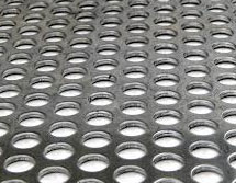 Inconel Alloy Perforated Sheet