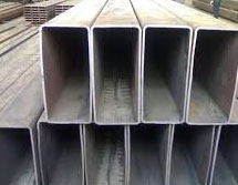 Schedule 40 SS Rectangular Tubing