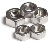 Stainless Steel Grade B8m Nuts