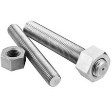 Stainless Steel Stud Bolts and Nuts
