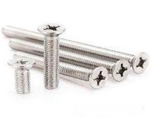 Super Duplex SS UNS S32760 Machine Screws