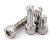 UNS S32760 fg Socket Head Screws