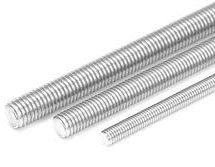 UNS S32760 Zeron 100 Threaded Rod